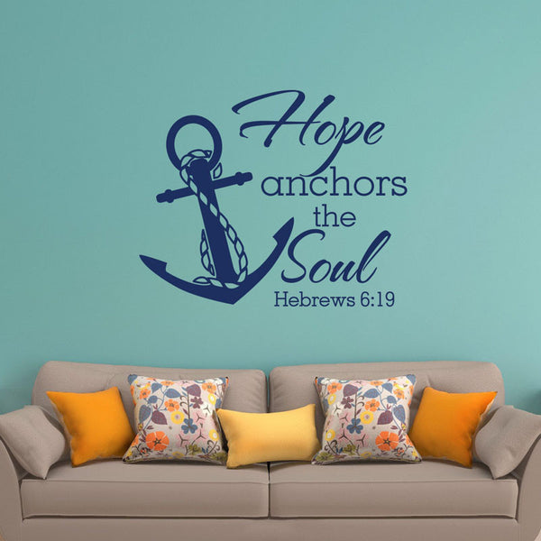 Anchored Hope