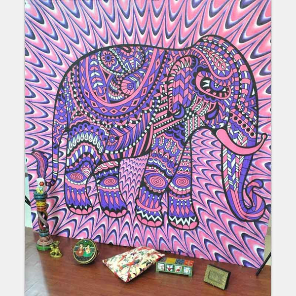 Tapestry | Diverse Elephant Collection