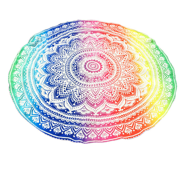 Tapestry | Boho Iridescent Mandala Design | Available Short Time Only