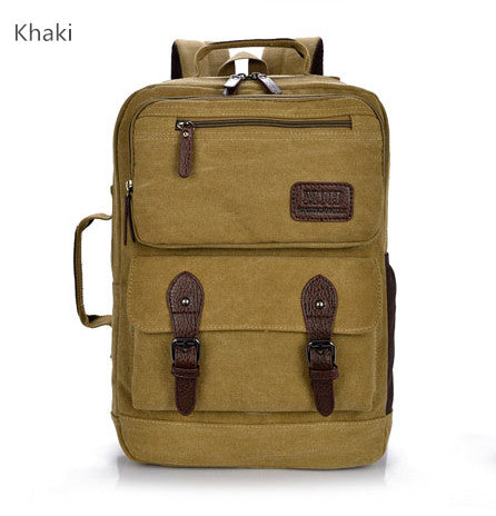 Every Occassion Canvas Backpack