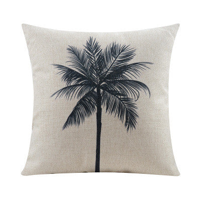 Pillow Case | Wanderlust Palm