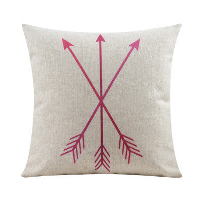 Pillow Case | Wanderlust Tri-Arrow