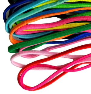 Elastic Bands for Packaging and Stationery