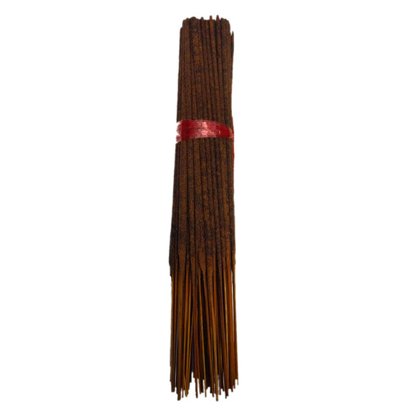 100 stick hand dipped incense bundle
