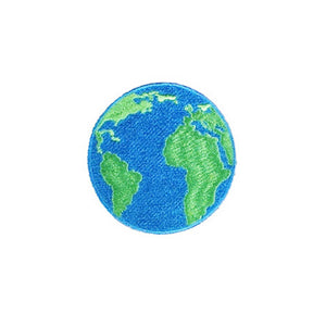 Planet Earth Patch