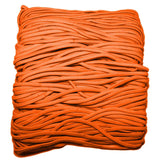 Skinny elastic headbands, orange