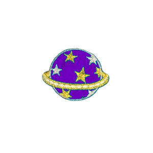 purple planet patch