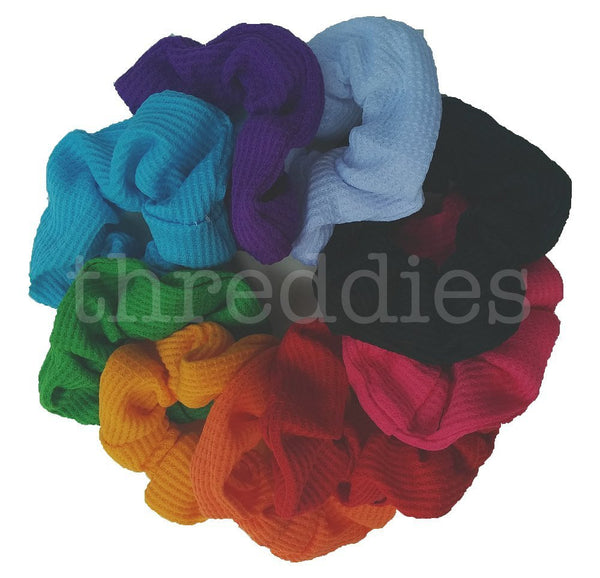 Thermal Scrunchies // SET of 9