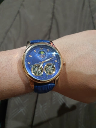 Jesse Baldwin Watch