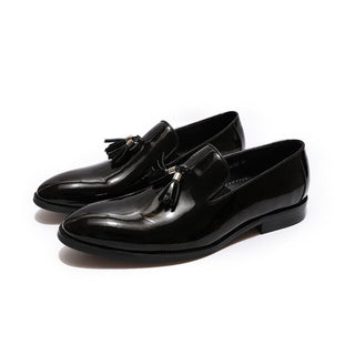 Monty Leo Leather Shoes