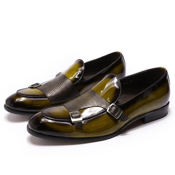 Clifford Henry Leather Shoes