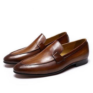 Eddie Woods Leather Shoes