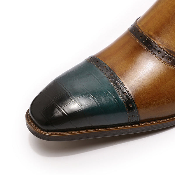 Randy Wright Leather Shoes