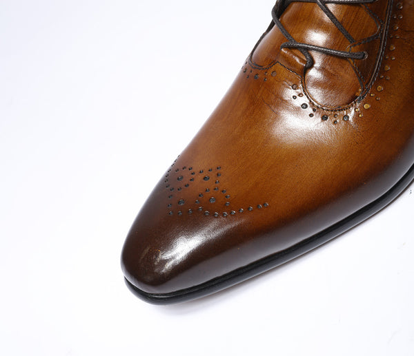 Tony Davies Leather Shoes
