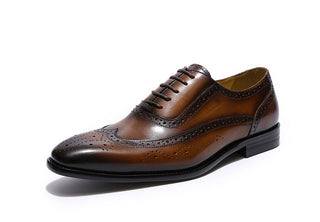 William White Leather Shoes