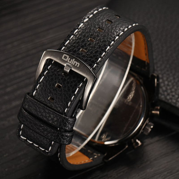 Skylar Metis Luxury Stainless Steel Quartz Watch