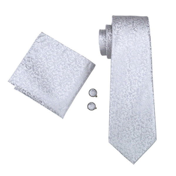 Kittim Greenwood Necktie With Handkerchief