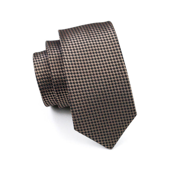 Gilbert Torres Necktie with Handkerchief