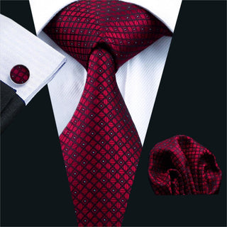 Michael Carter Necktie With Handkerchief