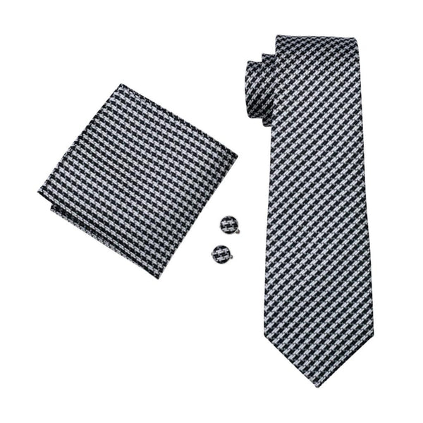 Donald Holloway Necktie With Handkerchief