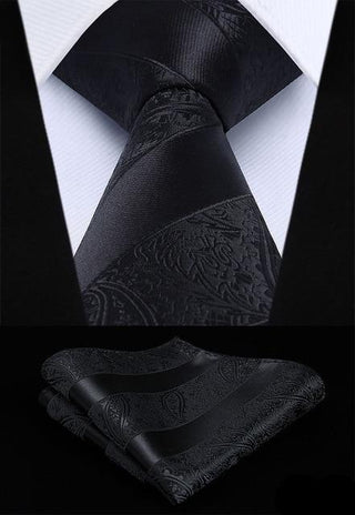 George Fuller Necktie With Handkerchief