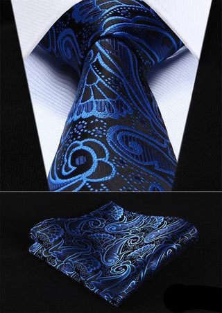 Gary Weeks Necktie With Handkerchief