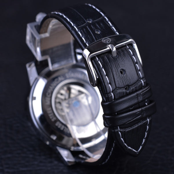 Paul Hodge Leather Watch