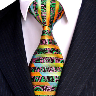 Carl Johnson Necktie