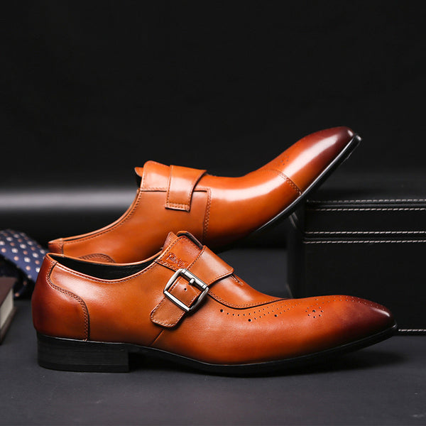 Allen Koltin Leather Shoes