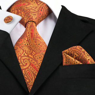 Will Wasserman Necktie With Handkerchief