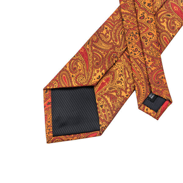 Willie Kent Necktie With Handkerchief