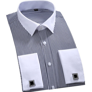 Prince Goodman French Cuff Dress Shirt