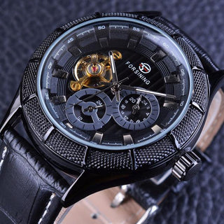 Charles Grey Mechanical Watch