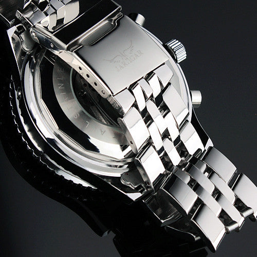 Marty Thompson Stainless Steel Watch