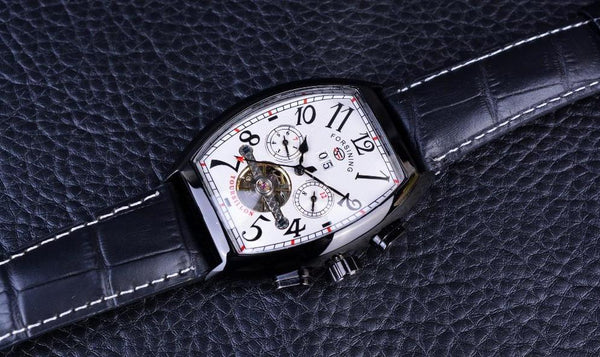 Blake Oliver Stainless Steel Mechanical Watch