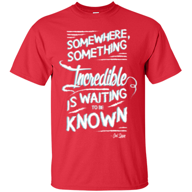 Something Incredible Is Waiting - Carl Sagan