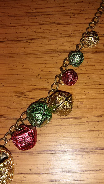 Jingle Bell Necklace