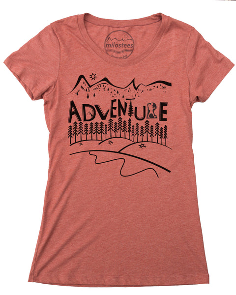 Women's Adventure Shirt in a Form Fitting Style