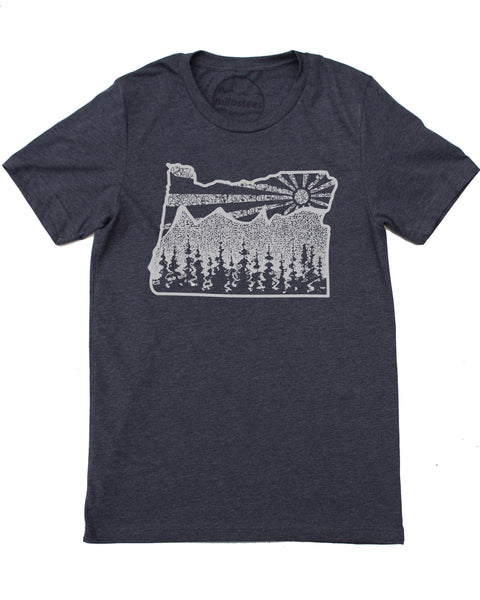 Oregon Mountain Shirt Men's Wholesale