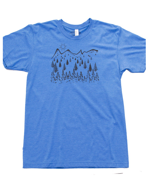 Mountain Sun T-Shirt