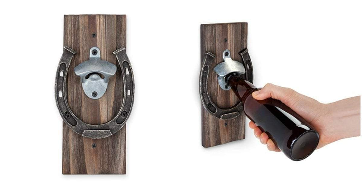 Horseshoe Bottle Opener | Integrity Bottles