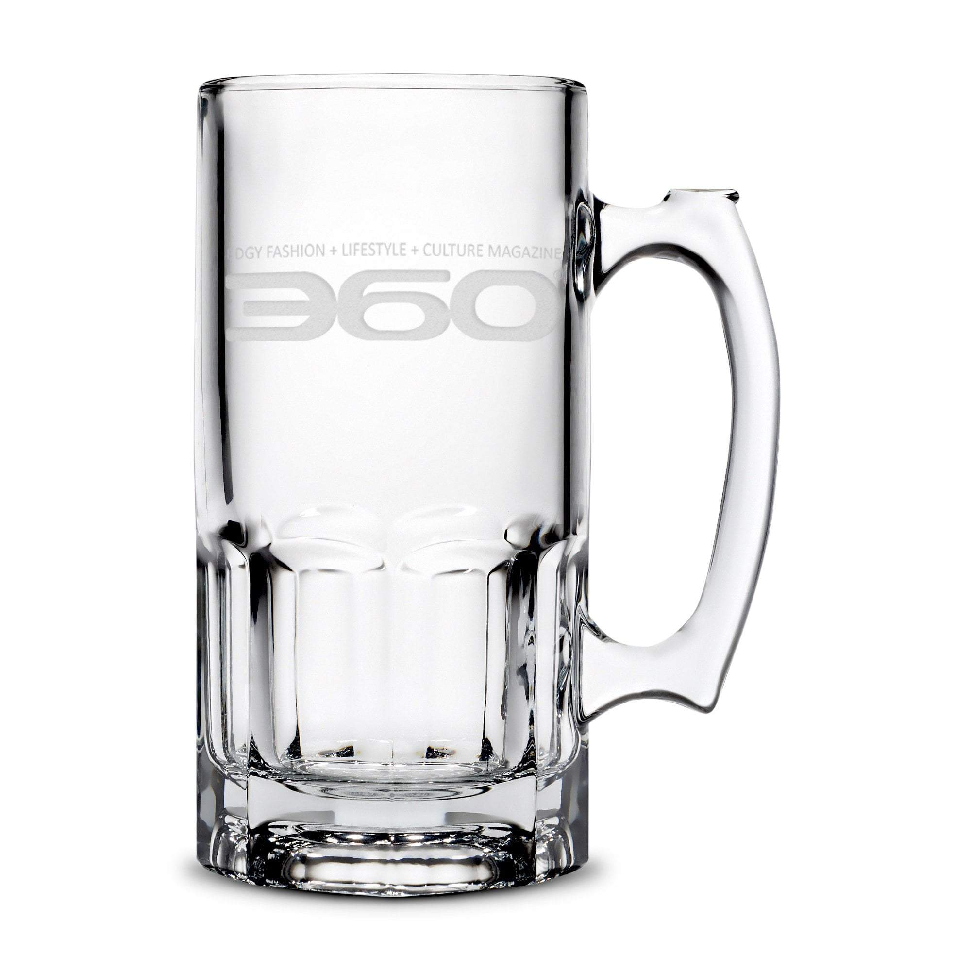 360 Magazine Gibraltar Beer Mug Integrity Bottles