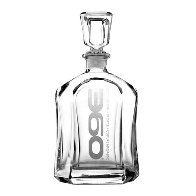 360 Magazine Refillable Capital Decanter, 750mL Integrity Bottles