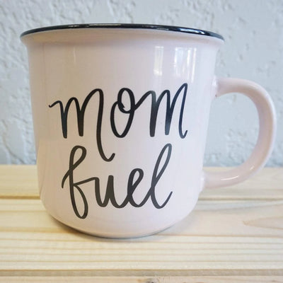 Coffee Mug - Mom Fuel Integrity Bottles