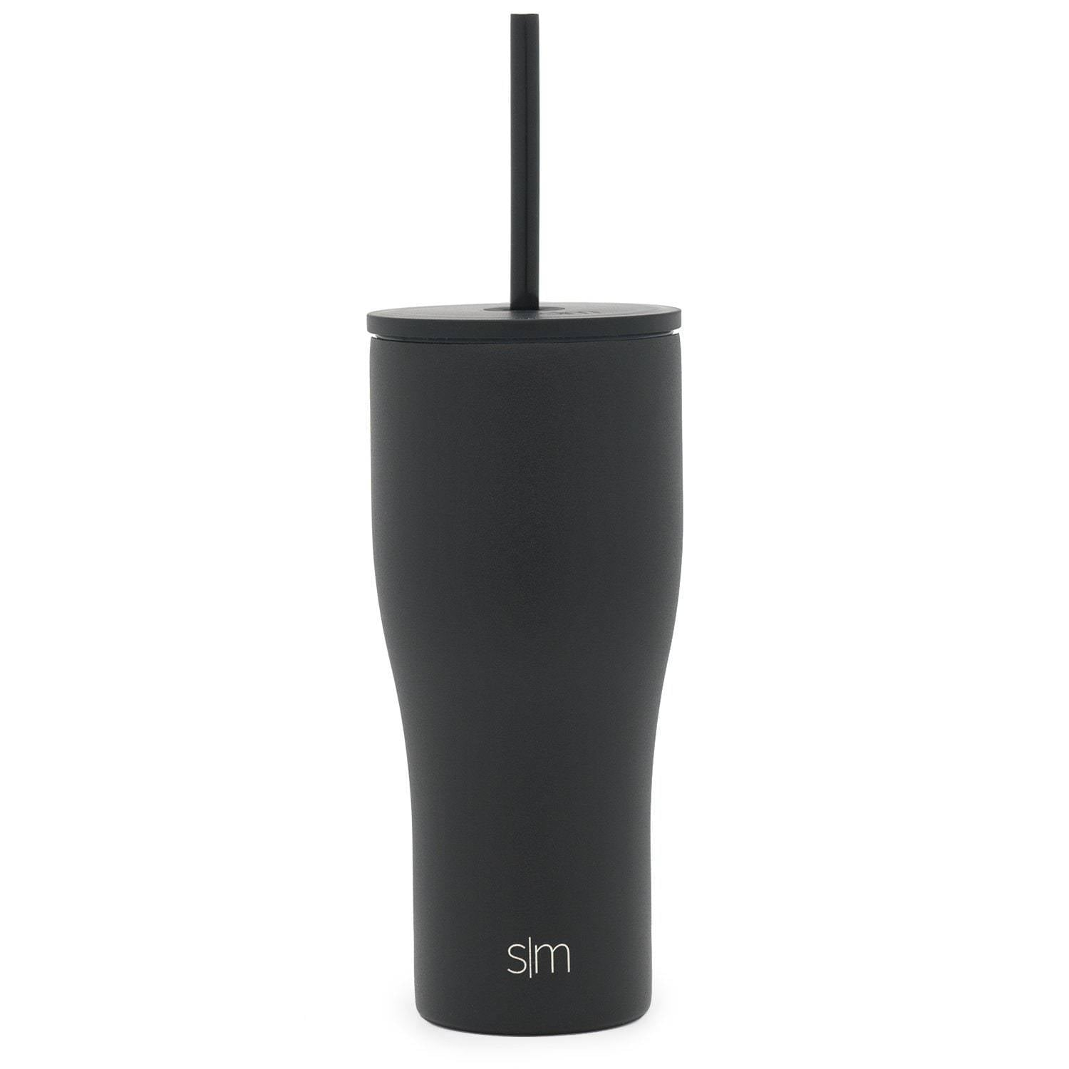 Journey Travel Mug, 20oz, Midnight Black Simple Modern