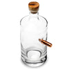 Premium .50 Caliber Bullet Jersey Bottle - American Flag - 750mL Integrity Bottles