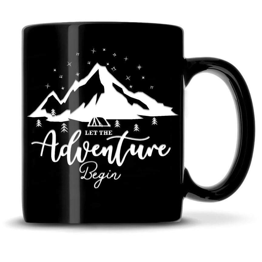 Premium Adventure Coffee Mug Integrity Bottles