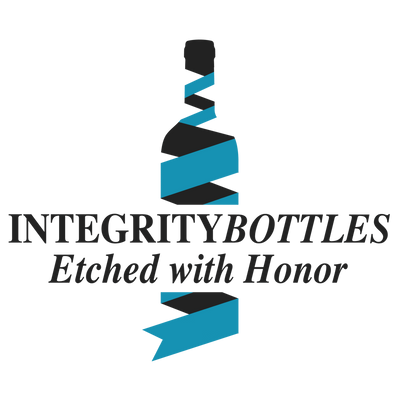 Premium Hubby Whiskey Glass Integrity Bottles