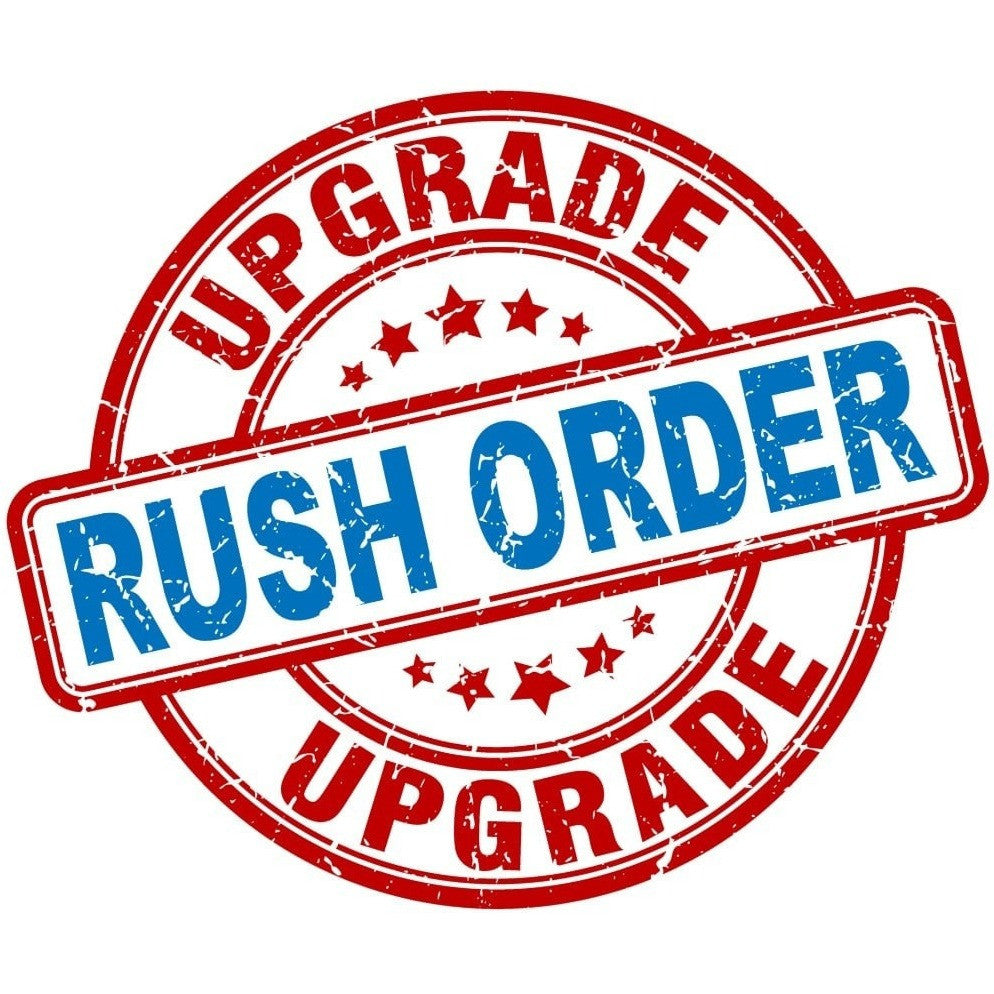 Rush Processing Upgrade by Integrity Bottles