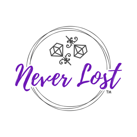 Never Lost Earrings